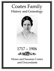 Coates Family History and Genealogy | eBooks | History