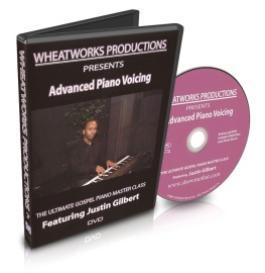 Justin Gilbert - Advanced Piano Voicings | Music | Gospel and Spiritual