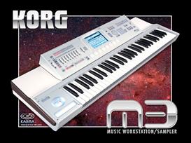 Korg M3 full sounds download | Music | Soundbanks