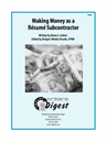 Subcontracting Special Report | eBooks | Business and Money