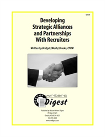 Developing Strategic Alliances and Partnerships with Recruiters | eBooks | Business and Money