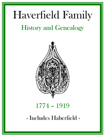 Haverfield Family History and Genealogy | eBooks | History