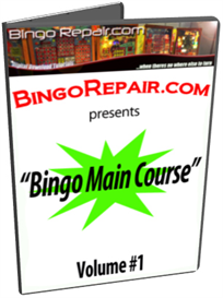 Complete Bingo Pinball Machine Course | Movies and Videos | Educational