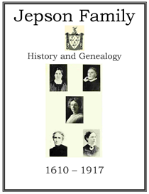 Jepson Family History and Genealogy | eBooks | History