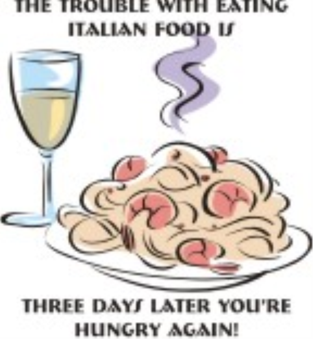 First Additional product image for - italian food Machine Embroidery File