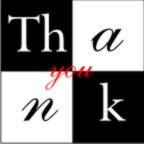 Thank You Machine Embroidery File | Other Files | Arts and Crafts