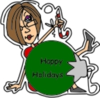 JJ-HappyHolidays Machine Embroidery File | Other Files | Arts and Crafts