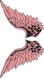 Angel Wings Machine Embroidery File | Other Files | Arts and Crafts