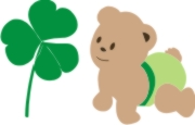 Irish Baby Bear Machine Embroidery File | Other Files | Arts and Crafts