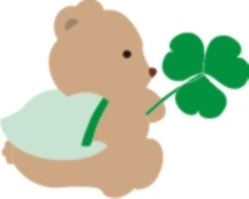 First Additional product image for - Irish Baby Bear 2 Machine Embroidery File