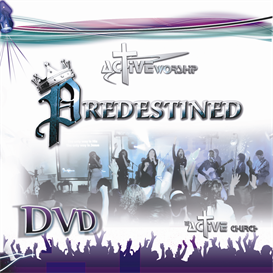 Predestined DVD | Other Files | Everything Else