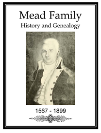 Mead Family History and Genealogy | eBooks | History