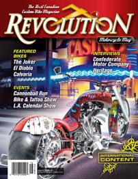Revolution Motorcycle Magazine Vol.16 english | eBooks | Automotive