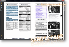 arctic cat atv 2001 all service repair manual