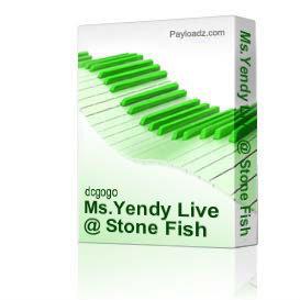 Ms.Yendy Live @ Stone Fish Grill 2-18-2011 2 Cd Set | Music | R & B