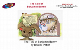 The Tale of Benjamin Bunny - Subtitled Video for iPhone | Movies and Videos | Children's