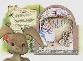 The Tale of Benjamin Bunny - Fullscreen Video (No Subtitles) for iPhone | Movies and Videos | Children's