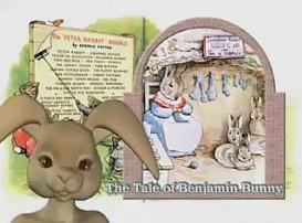 the tale of benjamin bunny - fullscreen video (no subtitles) for iphone