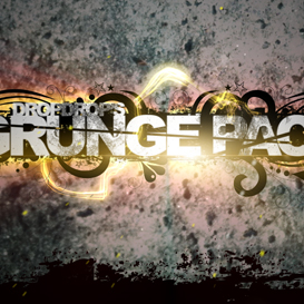 Grunge Pack 1.0 | Software | Design Templates