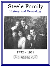 Steele Family History and Genealogy | eBooks | History