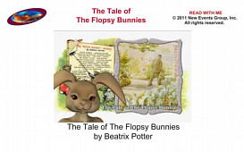 The Tale of the Flopsy Bunnies - Subtitled Video for iPhone | Movies and Videos | Children's