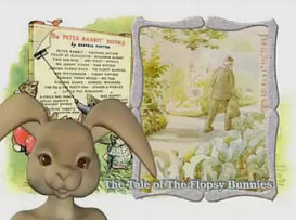 The Tale of the Flopsy Bunnies - Fullscreen Video (No Subtitles) for iPhone | Movies and Videos | Children's