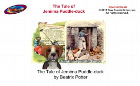 The Tale of Jemima Puddle-duck - Subtitled Video for iPhone | Movies and Videos | Children's