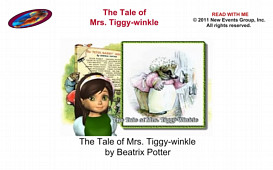 The Tale of Mrs. Tiggywinkle - Subtitled Video for iPhone | Movies and Videos | Children's
