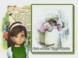 The Tale of Mrs. Tiggywinkle - Fullscreen Video (No Subtitles) for iPhone | Movies and Videos | Children's