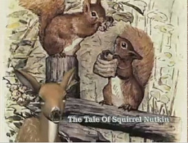 The Tale of Squirrel Nutkin - Fullscreen Video (No Subtitles) for iPhone | Movies and Videos | Children's