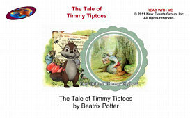 The Tale of Timmy Tiptoes - Subtitled Video for iPhone | Movies and Videos | Children's