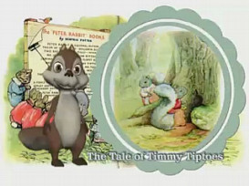 The Tale of Timmy Tiptoes - Fullscreen Video (No Subtitles) for iPhone | Movies and Videos | Children's