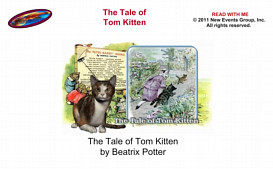 The Tale of Tom Kitten - Subtitled Video for iPhone | Movies and Videos | Children's