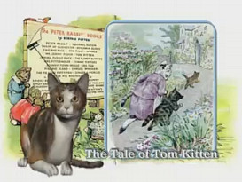 The Tale of Tom Kitten - Fullscreen Video (No Subtitles) for iPhone | Movies and Videos | Children's