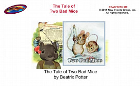 The Tale of Two Bad Mice - Subtitled Video for iPhone | Movies and Videos | Children's