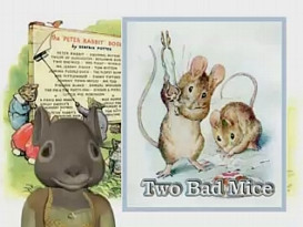 The Tale of Two Bad Mice - Fullscreen Video (No Subtitles) for iPhone | Movies and Videos | Children's