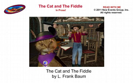 The Cat And The Fiddle In Prose - Subtitled Video for iPhone | Movies and Videos | Children's