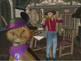 The Cat And The Fiddle In Prose - Fullscreen Video (No Subtitles) for iPhone | Movies and Videos | Children's