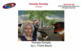 Humpty Dumpty In Prose - Subtitled Video for iPhone | Movies and Videos | Children's