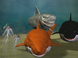 Coral Reef (A Modern Parable) - Fullscreen Video (No Subtitles) for iPhone | Movies and Videos | Children's