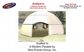 Grafted In (A Modern Parable) - Subtitled Video for iPhone   Movies and Videos   Children's
