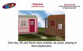 Playtime (A Modern Parable) - Subtitled Video for iPhone | Movies and Videos | Children's