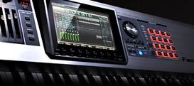 Roland Fantom G8 Sound samples wav/ Refil 5.746 sounds 6. GB | Music | Soundbanks