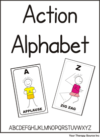 Action Alphabet | eBooks | Education