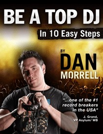be a top dj in 10 easy steps - audio book