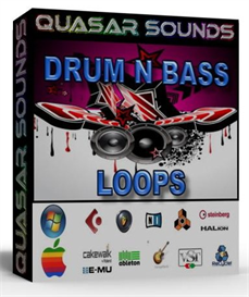Drum N Bass   -  Wave Loops | Music | Soundbanks