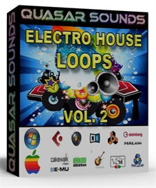 Electro House Loops Vol 2  - Wave Loop | Music | Soundbanks