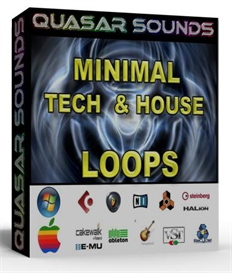 Minimal Tech House 127 Bpm -  24 Bit Wav Loops | Music | Soundbanks