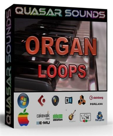 Organ Loops 130 Bpm  -  24 Bit Wav Loops | Music | Soundbanks