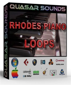 Rhodes Piano Loops   -  24 Bit Wav Loops | Music | Soundbanks